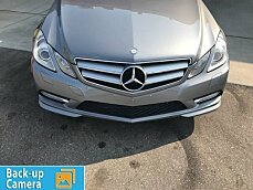 2013 Mercedes-Benz E550 Coupe for sale 101022749