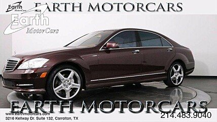 2013 Mercedes-Benz S550 4MATIC for sale 100788140