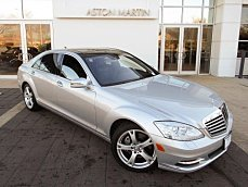 2013 Mercedes-Benz S550 4MATIC for sale 100838129