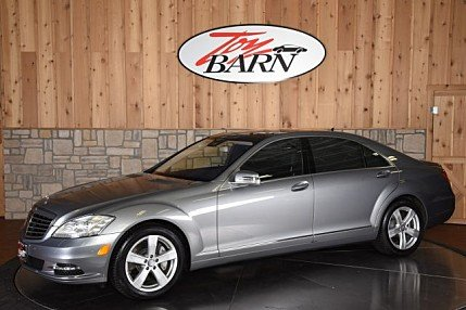 2013 Mercedes-Benz S550 4MATIC for sale 100881085