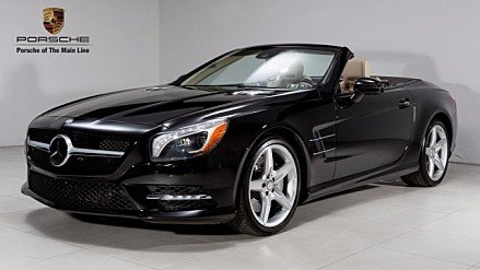 2013 Mercedes-Benz SL550 for sale 100907555