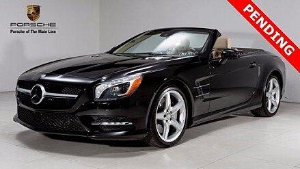 2013 Mercedes-Benz SL550 for sale 100907555