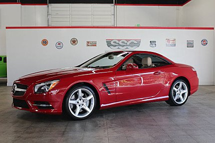 2013 Mercedes-Benz SL550 for sale 100928917