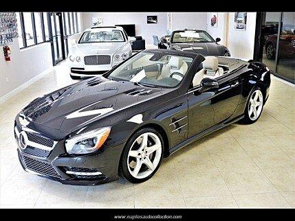 2013 Mercedes-Benz SL550 for sale 100979937