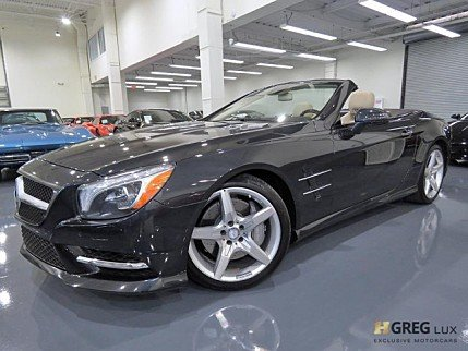 2013 Mercedes-Benz SL550 for sale 101030459