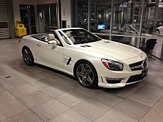 2013 Mercedes-Benz SL63 AMG for sale 100746545