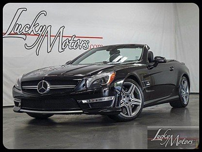 2013 Mercedes-Benz SL63 AMG for sale 100782824