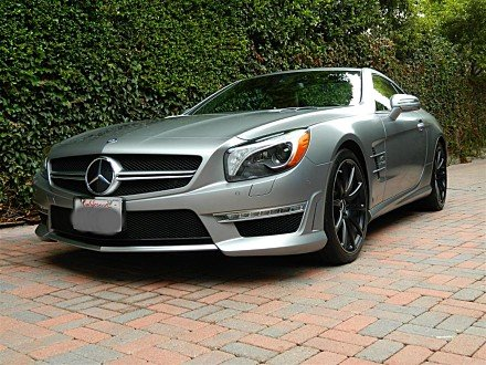 2013 Mercedes-Benz SL63 AMG for sale 100795017