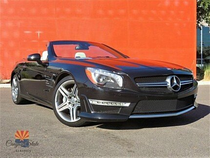 2013 Mercedes-Benz SL63 AMG for sale 100976640
