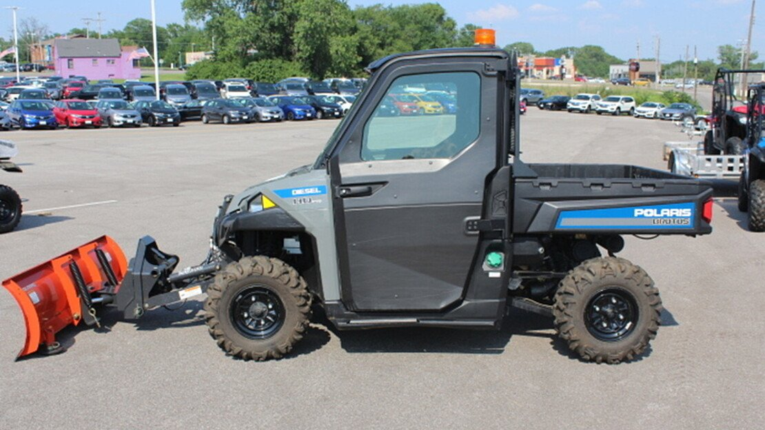 2013 Polaris Brutus for sale 200590801
