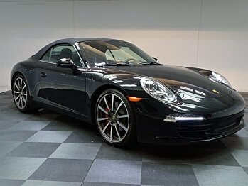 2013 Porsche 911 Carrera S Cabriolet for sale 100798623