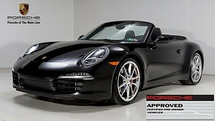 2013 Porsche 911 Carrera S Cabriolet for sale 100865469