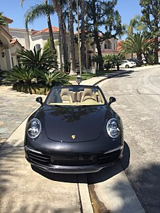 2013 Porsche 911 Carrera Cabriolet for sale 100769502