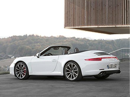 2013 Porsche 911 Carrera S Cabriolet for sale 100875445