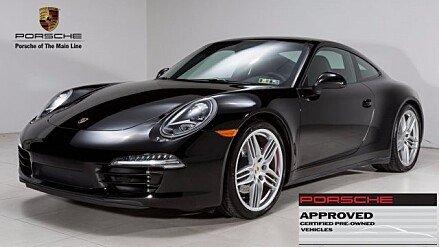2013 Porsche 911 Carrera S Coupe for sale 100900113
