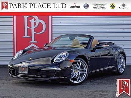 2013 Porsche 911 Carrera Cabriolet for sale 100913065