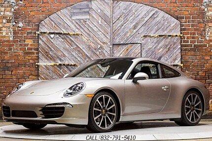 2013 Porsche 911 Coupe for sale 100926752