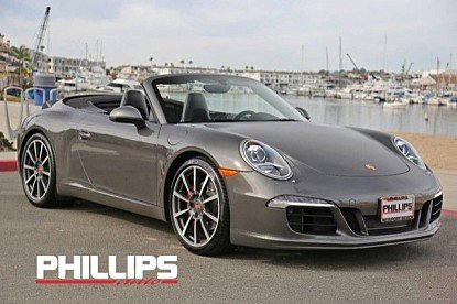 2013 Porsche 911 Carrera S Cabriolet for sale 100954102