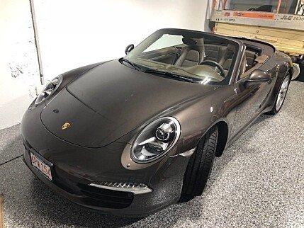 2013 Porsche 911 Carrera S Cabriolet for sale 101042343