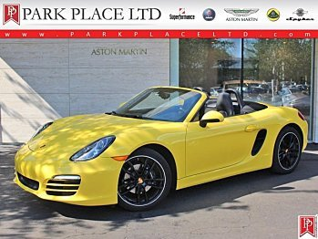 2013 Porsche Boxster for sale 100020326