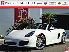 2013 Porsche Boxster S for sale 100774648