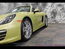 2013 Porsche Boxster for sale 100981233