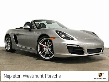 2013 Porsche Boxster S for sale 101003597