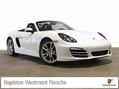 2013 Porsche Boxster for sale 101007462