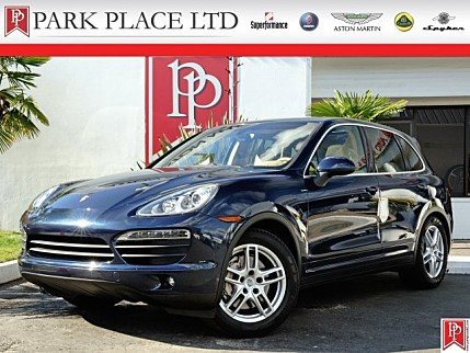2013 Porsche Cayenne S for sale 100773911
