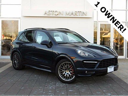 2013 Porsche Cayenne GTS for sale 100854130