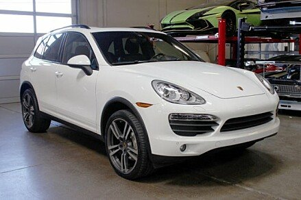 2013 Porsche Cayenne S for sale 100926625