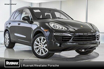 2013 Porsche Cayenne Diesel for sale 100998018