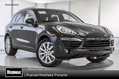 2013 Porsche Cayenne Diesel for sale 100998018