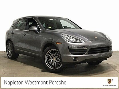 2013 Porsche Cayenne S for sale 101003918