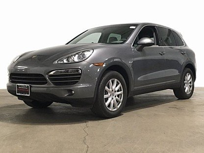2013 Porsche Cayenne Diesel for sale 101013357