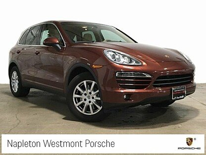2013 Porsche Cayenne for sale 101044563