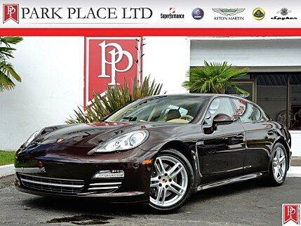 2013 Porsche Panamera for sale 100774396