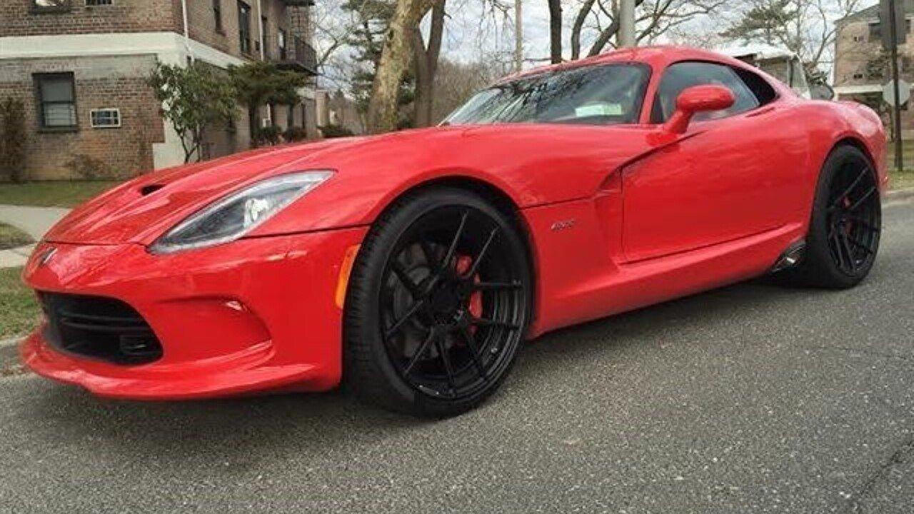 2013 SRT Viper GTS for sale 100779924