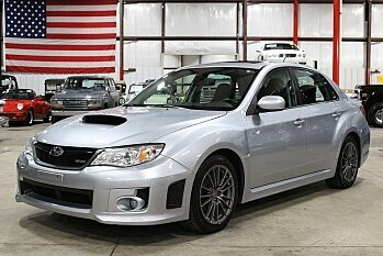 2013 Subaru Impreza WRX Sedan for sale 100940055