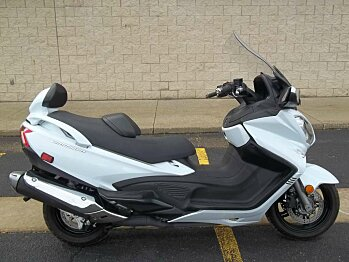 2013 Suzuki Burgman 650 for sale 200426959