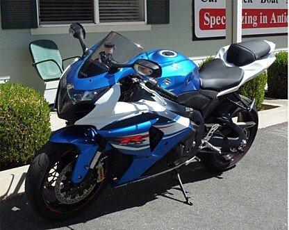 2013 Suzuki GSX-R1000 for sale 200497241