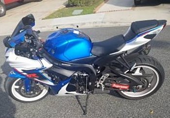 2013 Suzuki GSX-R600 for sale 200423460