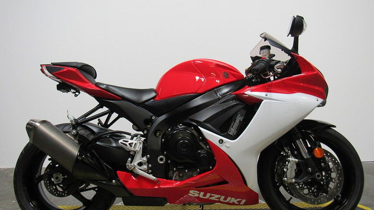 2013 Suzuki GSX-R600 for sale 200431324