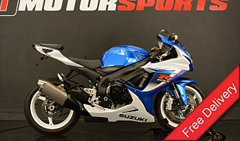 2013 Suzuki GSX-R600 for sale 200462703