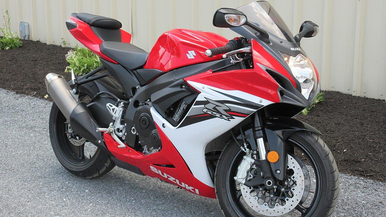 2013 Suzuki GSX-R600 for sale 200466910