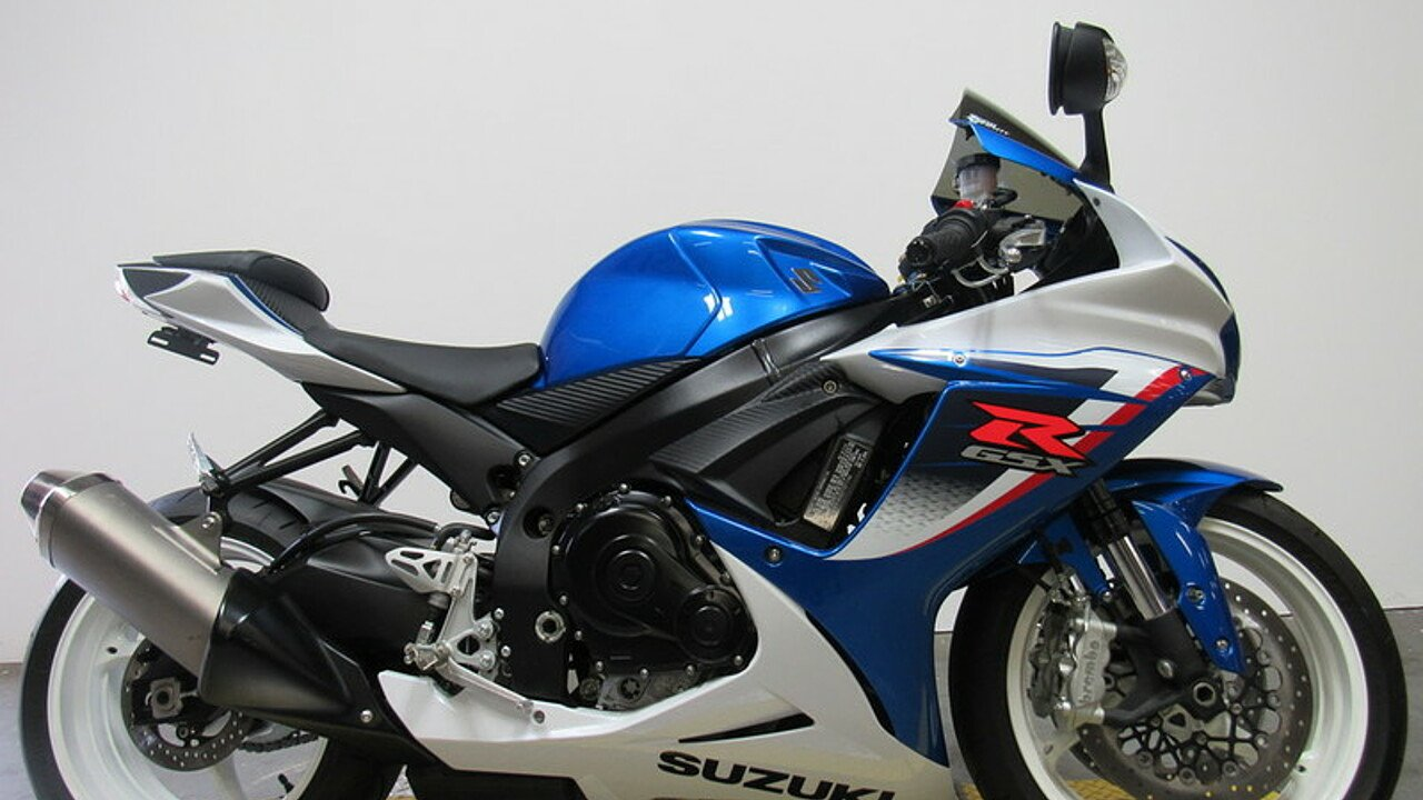 2013 Suzuki GSX-R600 for sale 200495923