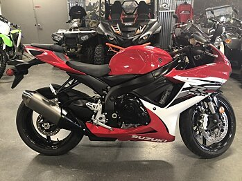 2013 Suzuki GSX-R600 for sale 200560209