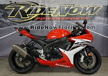 2013 Suzuki GSX-R600 for sale 200570219