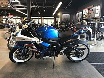 2013 Suzuki GSX-R600 for sale 200600239