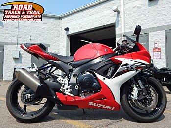 2013 Suzuki GSX-R600 for sale 200603067
